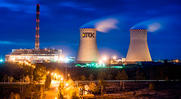 DTEK Energy / About us