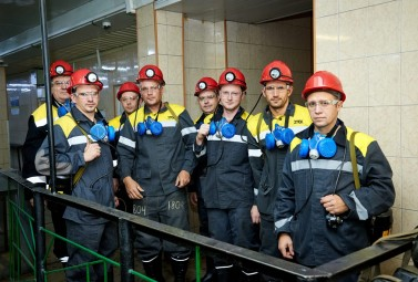 UAH 721M of Investment Allowed Miners of DTEK Geroiv Kosmosu to Produce 4.9M Tonnes of Coal in 2017
